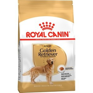 Сухой корм Royal Canin Adult Golden Retriever для собак от 15 месяцев породы Голден ретривер 12кг (369120)