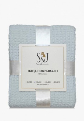 Плед S&J