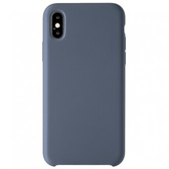 Чехол-накладка uBear Touch Case для Apple iPhone X/Xs dark blue