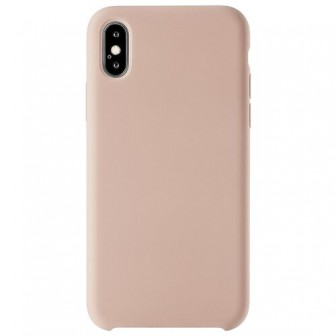 Чехол-накладка uBear Touch Case для Apple iPhone X/Xs light rose