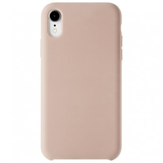 Чехол-накладка uBear Touch Case для Apple iPhone Xr light rose