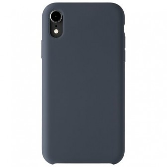 Чехол-накладка uBear Touch Case для Apple iPhone Xr dark blue