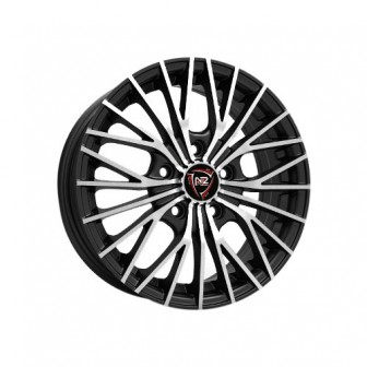 Колесный диск NZ Wheels F-3 6x15/4x100 D60.1 ET50 BKF