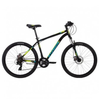 Горный (MTB) велосипед Stinger Element Evo 26 TZ500 (2020) черный 18