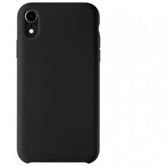 Чехол-накладка uBear Touch Case для Apple iPhone Xr black