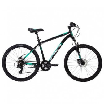 Горный (MTB) велосипед Stinger Element Pro 26 (2020) зеленый 16