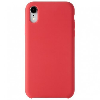 Чехол-накладка uBear Touch Case для Apple iPhone Xr rich red