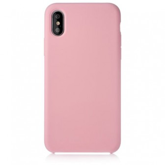 Чехол-накладка uBear Touch Case для Apple iPhone X/Xs rose