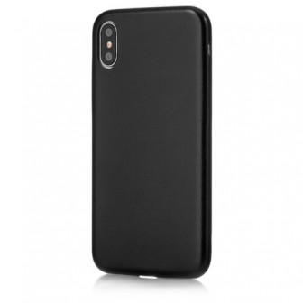 Чехол-накладка uBear Coast Case для Apple iPhone X black