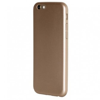 Чехол-накладка uBear Coast Case для Apple iPhone 6/iPhone 6S gold