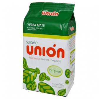 Чай травяной Union Yerba mate suave Original, 500 г