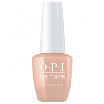 Гель-лак OPI GelColor Washington DC, 15 мл, оттенок Pale to the Chief