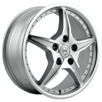 Колесный диск NZ Wheels SH657 7x17/5x100 D56.1 ET48 SF