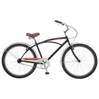 Круизер Schwinn Baywood Men черный 18
