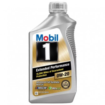 Моторное масло MOBIL 1 Extended Performance 0W-20 0.946 л
