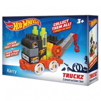 Конструктор Bauer Hot Wheels 717 Truckz Karry