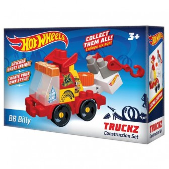Конструктор Bauer Hot Wheels 720 Truckz BB Billy