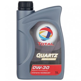 Моторное масло TOTAL Quartz INEO First 0W30 1 л