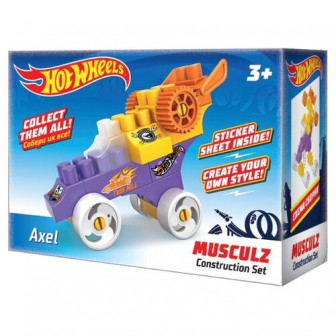 Конструктор Bauer Hot Wheels 710 Musculz Axel