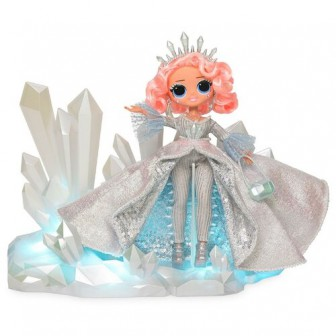 Кукла L.O.L. Surprise OMG Winter Disco 2019 Collector Edition Crystal Star, 559795