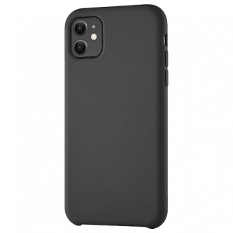 Чехол-накладка uBear Touch Case для Apple iPhone 11 черный