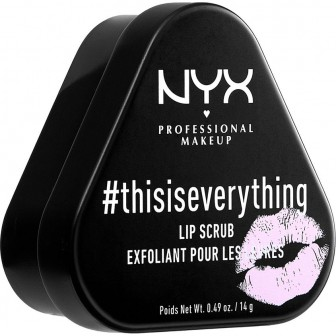 NYX Professional Makeup Скраб для губ. #THISISEVERYTHING LIP SCRUB