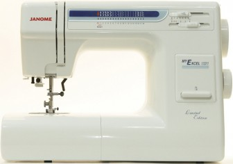 JANOME  My Excel 1221 (белый)