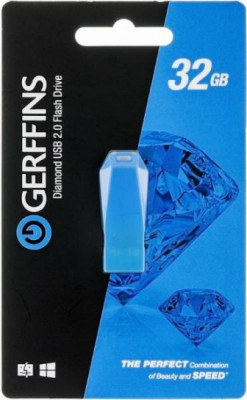 Gerffins Diamond 32Gb (синий)