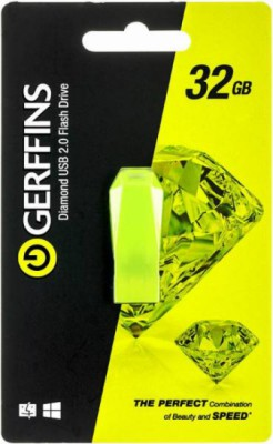 Gerffins Diamond 32Gb (зеленый)