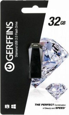 Gerffins Diamond 32Gb (черный)