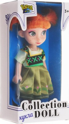 Город игр Collection Doll