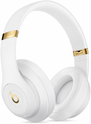 Beats Studio3 Wireless (белый)