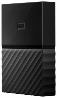 WD My Passport USB 3.0 4Tb (черный)