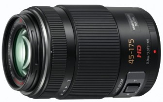 Panasonic H-PS45175E-K G X VARIO 45-175mm F4.0-5.6 ASPH