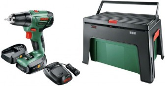 Bosch PSR 1440 Li-2 + ящик WorkBox (06039A300D)