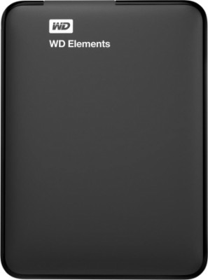WD Elements Portable 4TB [WDBW8U0040BBK-EEUE] (черный)