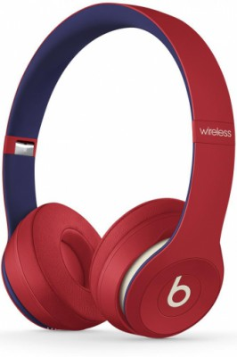 Beats Solo3 Club collection (красный)