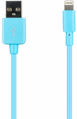 Prolife USB-Apple Lightning 8pin (голубой)