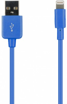 Prolife USB-Lightning 8pin (синий)