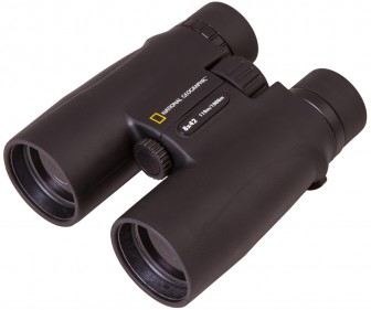 Bresser National Geographic 8x42 (черный)