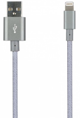 Prolife NL USB-Apple Lightning 8pin (серебристый)