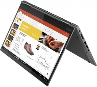 Lenovo ThinkPad X1 Yoga 4Gen 20QF0021RT (темно-серый)