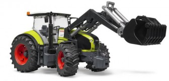 BRUDER Трактор Claas Axion 950 (желтый)