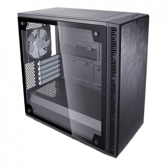 Fractal Design Define Mini C TG (черный)