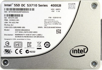 Intel DC S3710 400Gb 2.5
