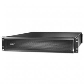 APC Smart-UPS X 120V External Battery Pack Rack/Tower (черный)