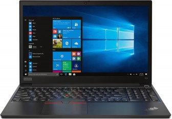 Lenovo ThinkPad E15-IML T 20RD0014RT (черный)