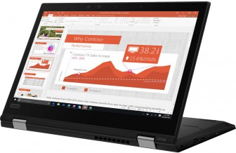 Lenovo ThinkPad L390 Yoga 20NT0013RT (черный)