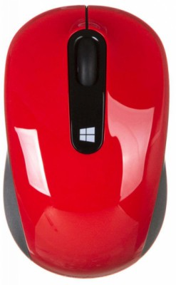 Microsoft Sculpt Mobile Mouse (красный)