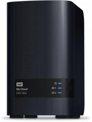 WD My Cloud EX2 Ultra (черный)